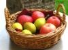 Rattan Fruit Bowl