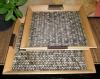 Bamboo Square Tray