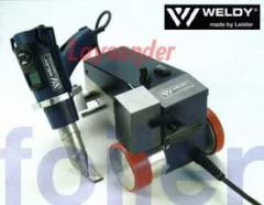 Mesin Seaming - Leister Weldy