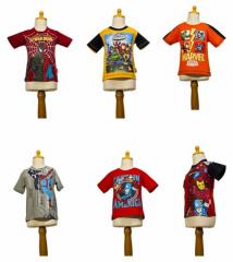 Kids T-shirts Marvel