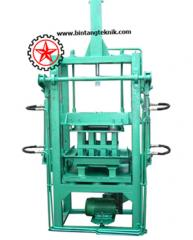 Semi Automatic Block Making Machineries