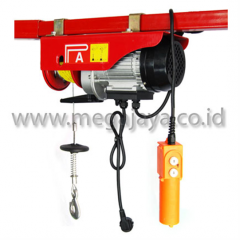 Electric Mini Wire Hoist