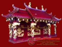 Altar Pekong/ Klenteng furniture jepara