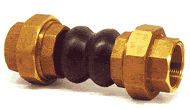 Class 125 Twin Sphere Rubber Expansion Joint