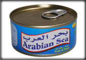 Canned Tuna 185 gr