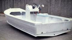 Medium Duty Tender Boat