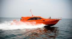 12.8 m Advante Boat