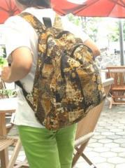 Batik Backpacks