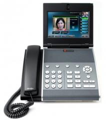 IP Video Phone Polycom VVX 1500D