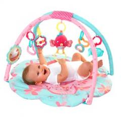 Baby Play Mat Petals & Friends Bright Star