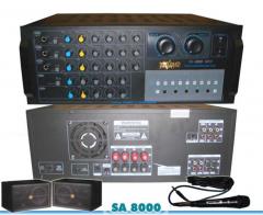 Power Amplifier SA 8000