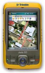 GPS Trimble Juno SD Handheld