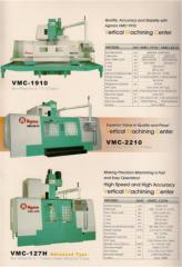 Vertical Machining Centre AGMA
