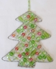 Christmas Tree Beaded Decoration