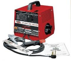 Stick Welder AC-225C Easy Set-Up for 16 Gauge and