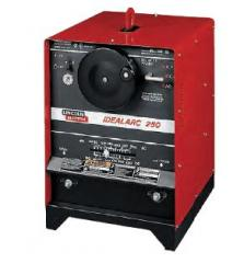 Stick Welder Product Name 	Idealarc 250 Basic