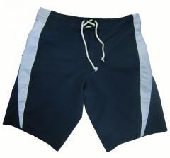 Men Style Swim Shorts Twisted