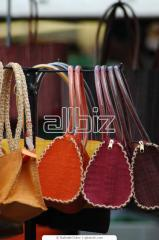 Leather Bags Range