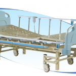 Electronic Hospital Bed