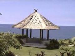 Circle Wooden Gazebo