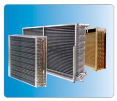 Air Cooled Heat Exchanger Plain Fin Coil