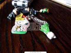 Wayang Key Holder