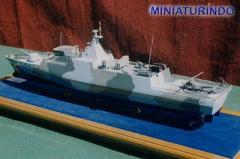 General Cargo Ship Model