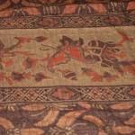Batik and Woven Fabric