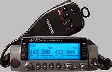 KENWOOD TM-271 Radio Station