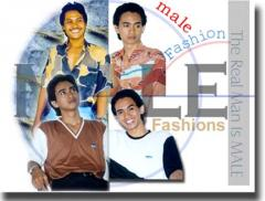 Male Fashion Collection