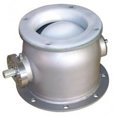 VSS Ball Segment Valves