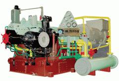 Multistage Steam Turbines BMT - 6