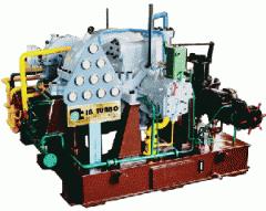 Back Pressure cum Condensing Steam Turbines