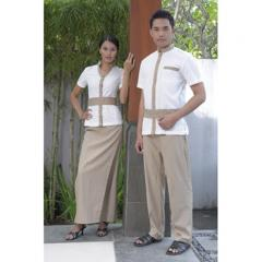 Hotel and Spa Uniform