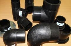 Uniplast HDPE Butt Fusion Fitting