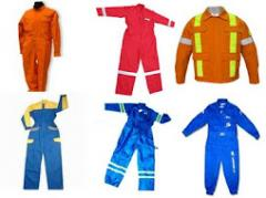 Wear Pack Work Coverall
