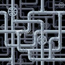 Pipes, Pumps and Valves