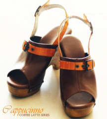 Cappucino Coffee Latte Shoes