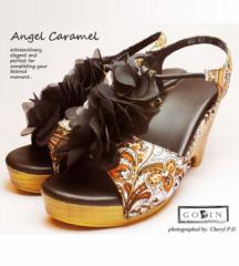 Angel Caramel Shoes