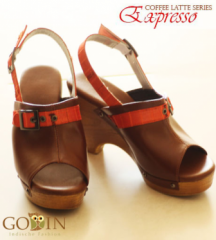 Expresso Coffee Latte Shoes