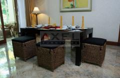 Rattan and Waterhyacinth Furniture Collection