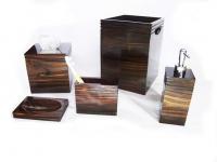 Geo Bathroom Accessories