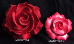 Single Rose Topper