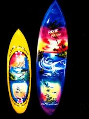 Surfing Board Craft