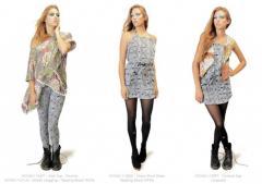 Lolli Short Dress Gingham