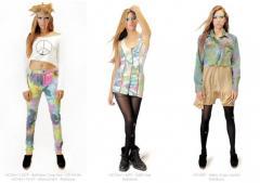 Jap Dora Midi Skirt