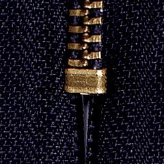 Pre-Formed Metal Zipper