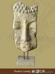 Head Budha Deco