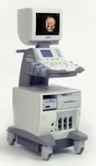 GE Vivid 7 BT06 Dimension 4D Cardiac machine