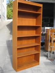 Bookcase Recycled Teak